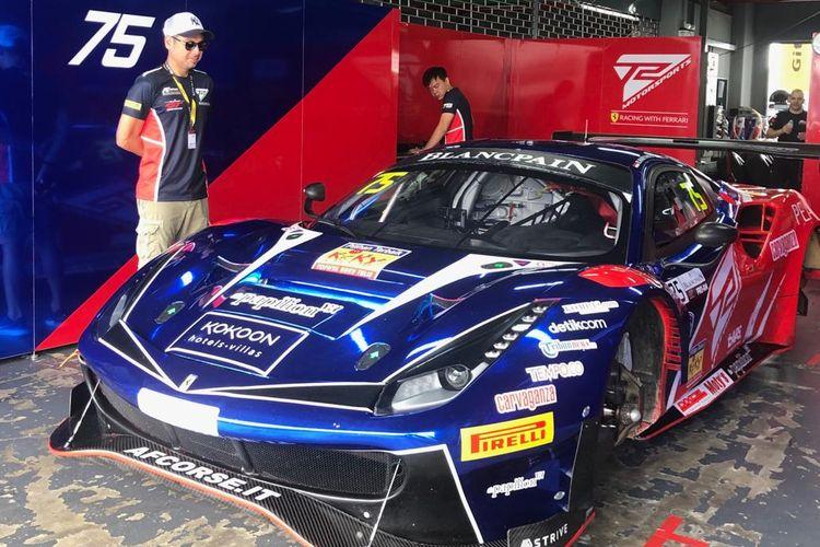Tim T2 Motorsports akan mengubah beberapa setup agar mobil menyesuaikan kondisi trek Buriram.