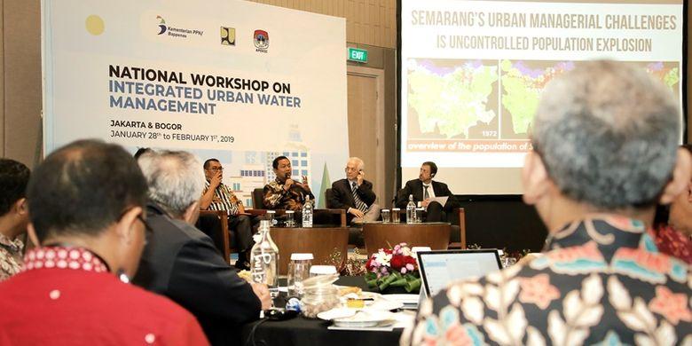 Di Forum Bank Dunia, Hendi Sentil ASN