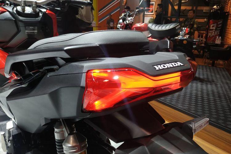 Honda ADV 150 (KOMPAS.com/Gilang)