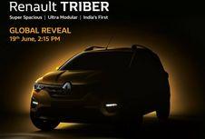Siluet MPV 'Murah' Renault, Siap Meluncur Besok