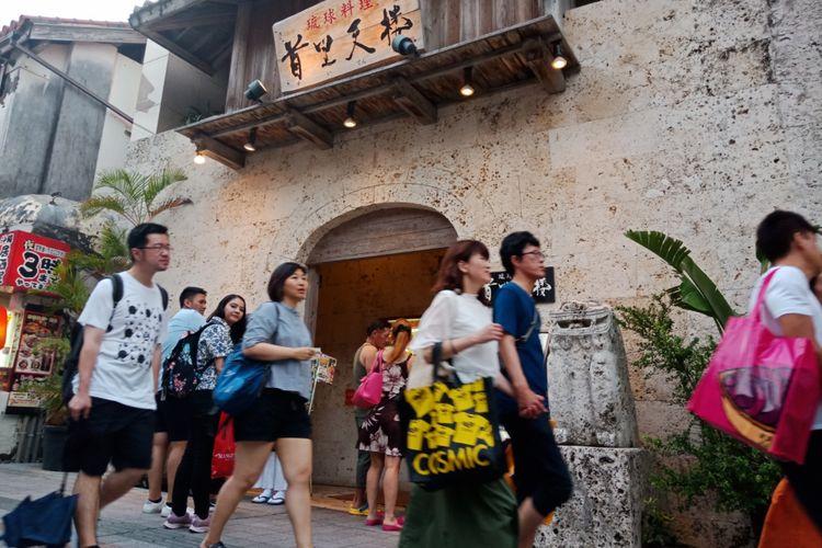 Lupakan Dulu Tokyo, Turis Asia Wajib Datang ke Okinawa!