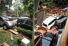 Komunitas Nissan Grand Livina Jadi Korban Tsunami Banten