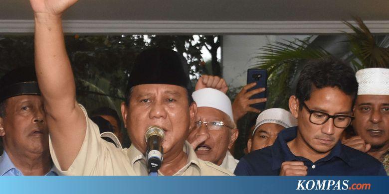 Gerindra: Sandiaga Tak Akan Kembali ke Balai Kota, tapi ke Kantor Wapres