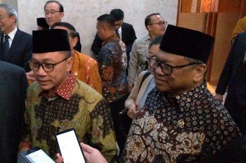 Zulkifli Hasan dan OSO: Selamat Ulang Tahun Pak Jokowi
