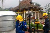 Hiperkes Teliti Kualitas Udara di Sekitar Gunung Merapi
