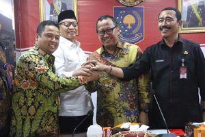 Setelah Saling Sindir hingga Lapor Polisi, Wali Kota Tangerang dan Kemenkumham Berdamai