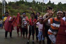 BPS: Selama 8 Tahun, Pembangunan Manusia di Papua Masih Rendah