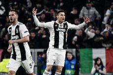 Hasil Liga Champions, Juventus dan Man City Lolos ke Perempat Final