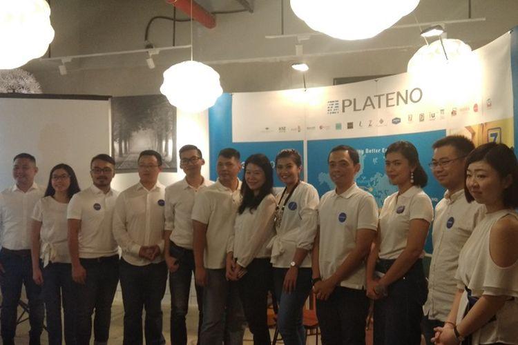 Jajaran Manajemen Plateno Group.