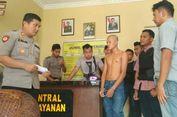 Aniaya Polisi, Seorang Pemuda Ditangkap