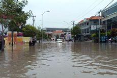 Bali Dilanda Banjir, dari Denpasar, Kuta hingga Nusa Dua Tergenang