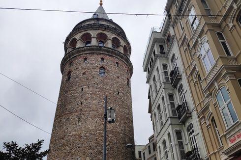Menara Galata Tawarkan Pemandangan Kota Istanbul dari Ketinggian