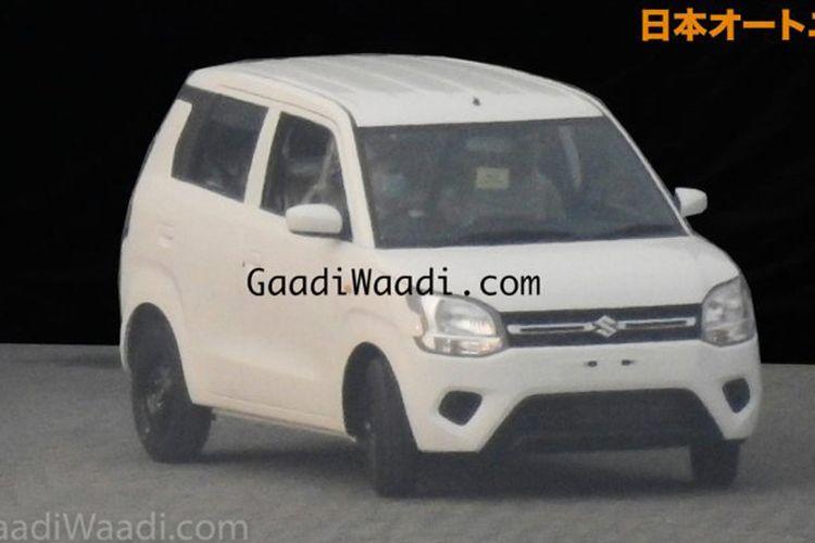Bocoran tampilan Suzuki Wagon R terbaru