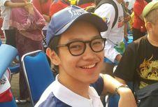 Terlibat Asian Games 2018 Walau Bukan Atlet, Brandon Salim Senang