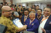 Ramai-ramai Wartawan Maju sebagai Caleg Partai Nasdem