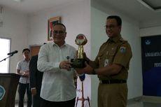 DKI Dapat Penghargaan dari Kemendikbud karena Nama Jak Lingko dan MRT