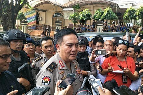 Polri Sebut Terduga Teroris di Sleman Terkait Bom Surabaya
