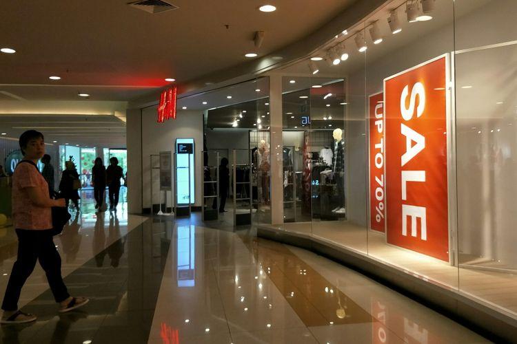 5 mall di jakarta barat ini tebar diskon aneka merek