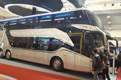 Bus Double Decker dan Truk Laba-laba Jadi Favorit Pengunjung GIIAS