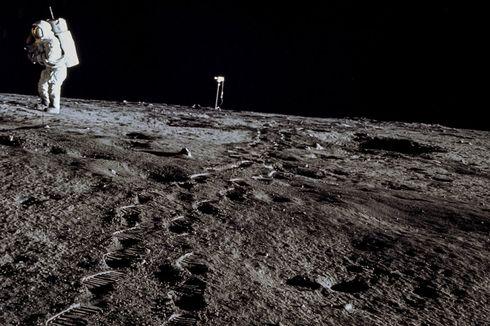 Bukan untuk Lelucon, Ini Alasan NASA Rekam Jatuhnya Astronot di Bulan