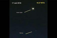 Saatnya Lihat Planet Mars, Venus dan Jupiter dengan Mata Telanjang