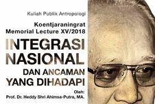 BBJ Gelar Kuliah Koentjaraningrat Memorial Lecture