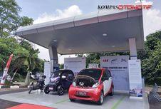 BPPT Siapkan Standarisasi 'Charging Station' Mobil Listrik