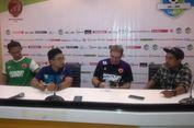 Seri di Kandang Sriwijaya FC, PSM Makassar Penuhi Target