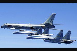 Jet Tempur Taiwan Tempel Pesawat Pembom China yang Mengitari Pulau