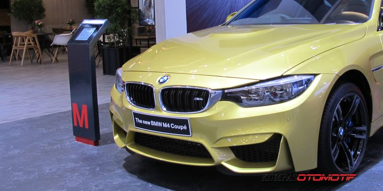 All New BMW M4 Coupe