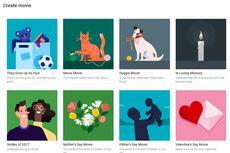 Membuat Kado Video Valentine dengan Google Photos