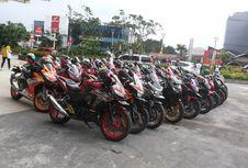 Pererat Persaudaraaan, Ratusan Konseum Honda CBR Kumpul Bareng
