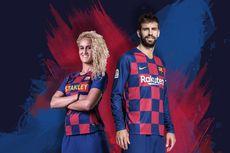 Motif Baru Jersey Barcelona Jadi Candaan di Kroasia