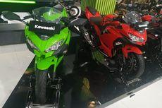 Diskon Motor Sport 250cc di Jakarta Fair, Ninja Rabat Rp 4 Juta