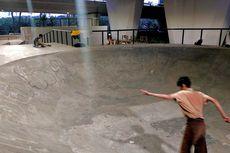 Skaters, Ini Dia Fasilitas Skatepark di Kolong Flyover Slipi, Sudah Coba?