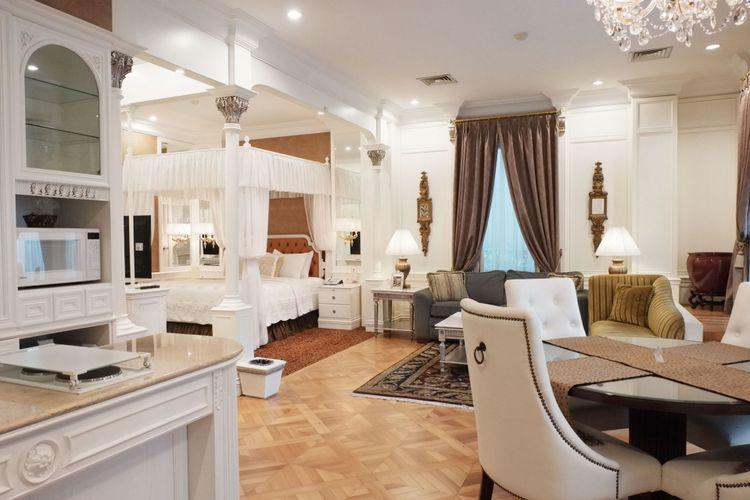 Luxury Grand Suite, Geulis Boutique Hotel, Bandung, Jawa Barat.