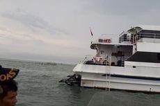 Fakta Kapal Singapura Berisi 40 WNA yang Kandas di Perairan Lobam Bintan, Trauma hingga Surutnya Air Laut