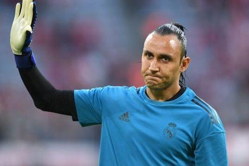Keylor Navas Merapat ke Benfica