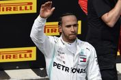Hasil F1 GP Inggris, Lewis Hamilton Lewati Rekor Legenda Perancis