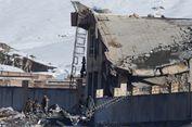 Serangan Taliban Bunuh 100 Orang di Bangunan Militer Afghanistan