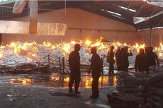 Gudang Aluminium di Tangerang Terbakar, 1 Orang Tewas dan 3 Terluka