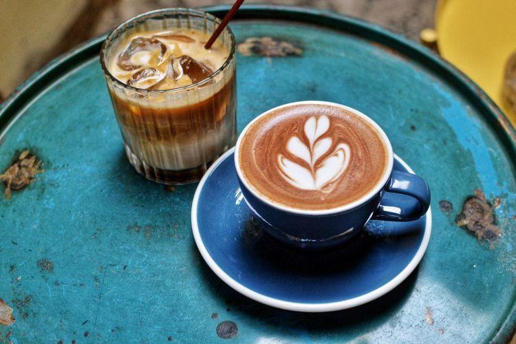 Kopi buatan Emi Fukahori, penyeduh kopi terbaik dunia 2018.