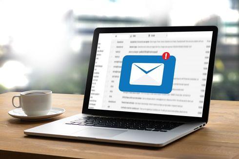 2,2 Miliar Password E-mail Bocor, Terparah Kedua setelah Yahoo