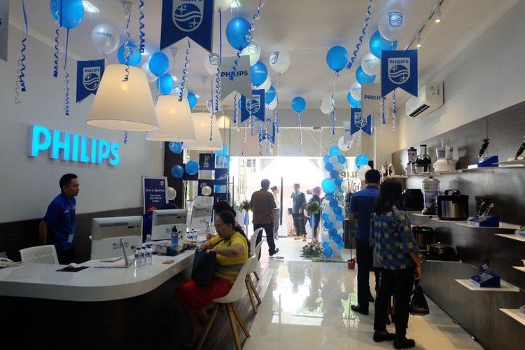 Consumer Experience Center Philips di Jakarta Barat.