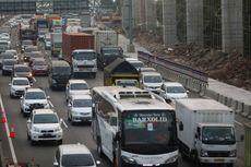Ada Perbaikan Jalan, Waspada Kemacetan di Tol Cikampek