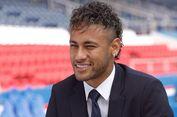 Malam Ini, Neymar Takkan Main Bela PSG