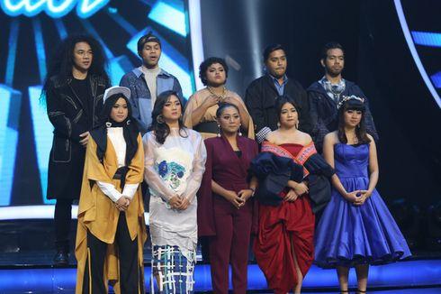 Indonesian Idol Top 9 Hanya Digelar 1 Malam, Ini Daftar Lagunya