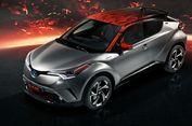 Aura Agresif Toyota C-HR Hy-Power