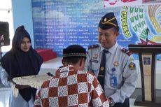 Hari Anak Nasional,18 Napi di LPKA Banda Aceh dapat Remisi dan Satu Bebas