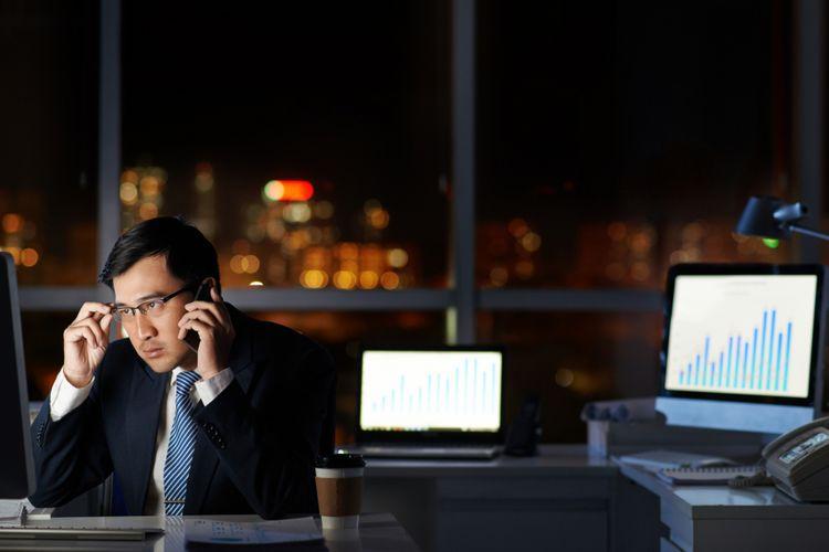 Tips Menjaga Kesehatan Untuk Yang Kerja Shift Malam
